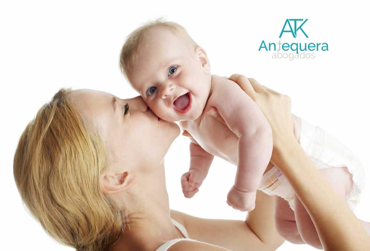 Devolución por maternidad