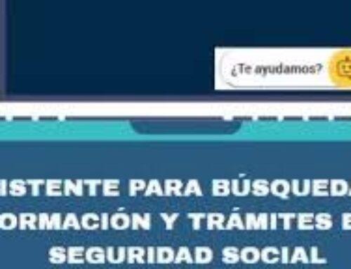 COVID – 19: La Seguridad Social crea un asistente virtual para las consultas más demandadas por los ciudadanos