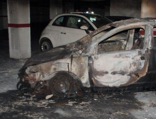 Qué hacer si tú vehículo se incendia en un garaje